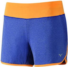 Mizuno Active Short - violet/orange J2GB720667