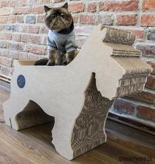 Paperdog drapak- leżanka dla kota