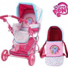 Hauck Hauck Wózek dla lalek My Little Pony Deluxe GXP-550478