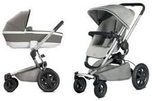 Quinny BUZZ XTRA 2w1 GREY GRAVEL