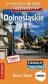 Demart Dolnośląskie województwo przewodnik - Demart