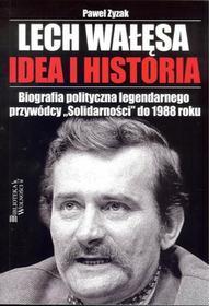 Zyzak Paweł Lech Wałęsa Idea i historia / 3S Media / wysyłka w 24h