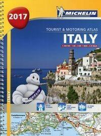 Atlas Włochy 1:300 000 - Michelin