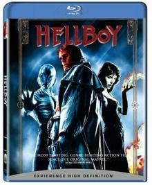 Hellboy Blu Ray) Guillermo del Toro