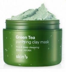 SKIN79 Green Tea Purifying Clay Mask Oczyszczająca Maska do Twarzy 1713
