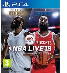 NBA Live 18 The One Edition PS4