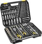 Topex Zestaw kluczy nasadowych 38D852 1/2. 3/8. 1/4 cala (219 elementów)