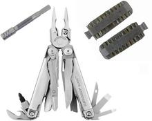 Leatherman Multitool Surge NEW + BIT KIT + Przedłużka 830165+931014+EXT