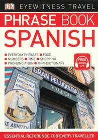 Phrase Book Spanish Dorling Kindersley