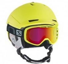 Salomon KASK NARCIARSKI QUEST ACCESS 377754 GECKO GREEN 377754