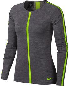 Nike koszulka termoaktywna damska PRO HYPER COOL LONG SLEEVE TOP / 889631-036 FUND-2128/XS