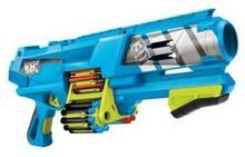 Mattel Pistolet na rzutki Spinsanity 3X*