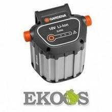 GARDENA Akumulator litowo-jonowy BLi-18 18V/2,6 Ah (9839) 9839-20