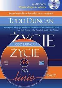 MT Biznes Życie na linie (audiobook CD) - Duncan Todd