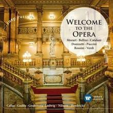 Welcome To The Opera [CD] Warner Music Poland DARMOWA DOSTAWA DO KIOSKU RUCHU OD 24,99ZŁ