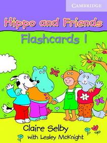 Hippo and Friends 1 Flashcards (64) - Lesley McKnight, Claire Selby