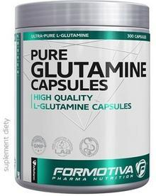 Formotiva Pure Glutamine capsules 300 caps