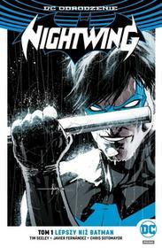 Nightwing. Tom1. Lepszy niż Batman (edycja limitowana)
