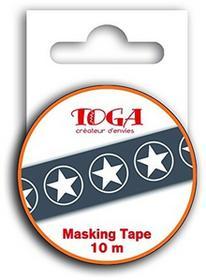 Unbekannt toga mt44Masking Tape Etoiles Washi MT44