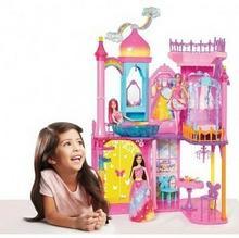 Mattel Barbie Tęczowy pałac