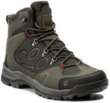 Jack Wolfskin Trekkingi Cold Terrain Texapore Mid M 4020501-5043085 Pinewood