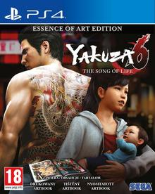 Yakuza 6 The Song of Life - Essence of Art Edition PS4