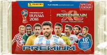 MIKI World Cup FIFA Adrenalyn XL Saszetka Premium