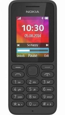 Nokia 130 Dual SIM Czarny