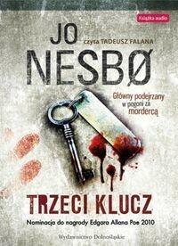 Dolnośląskie Trzeci klucz (audiobook CD) - Jo Nesbo