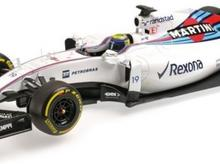 Minichamps Williams Martini Racing