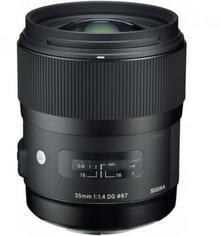 Sigma 35mm f/1.4 A HSM DG Sony