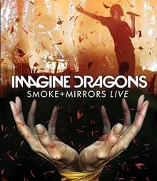 Smoke + Mirrors Live Limited Edition) CD + DVD) Imagine Dragons