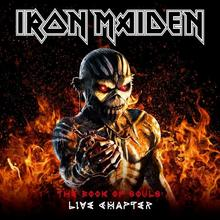 The Book of Souls Live Chapter 3xWinyl) Iron Maiden