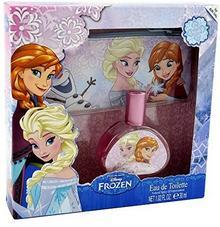 Air-Val Disney Frozen zapach 30 ML i kosmetyczki zestaw na prezent, 1er Pack (1 X 1 sztuki) 5136