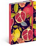 Opinie o neuveden Diář 2018 - Ovoce, týdenní, 10,5 x 15,8 cm - západní verze neuveden