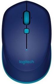 Logitech M535 niebieska