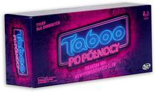 Hasbro Hasbro, gra towarzyska Taboo Po Północy
