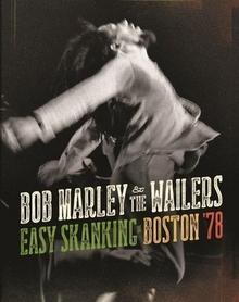 Easy Skanking Live In Boston 78 [CD Blu-ray] The Wailers Bob Marley