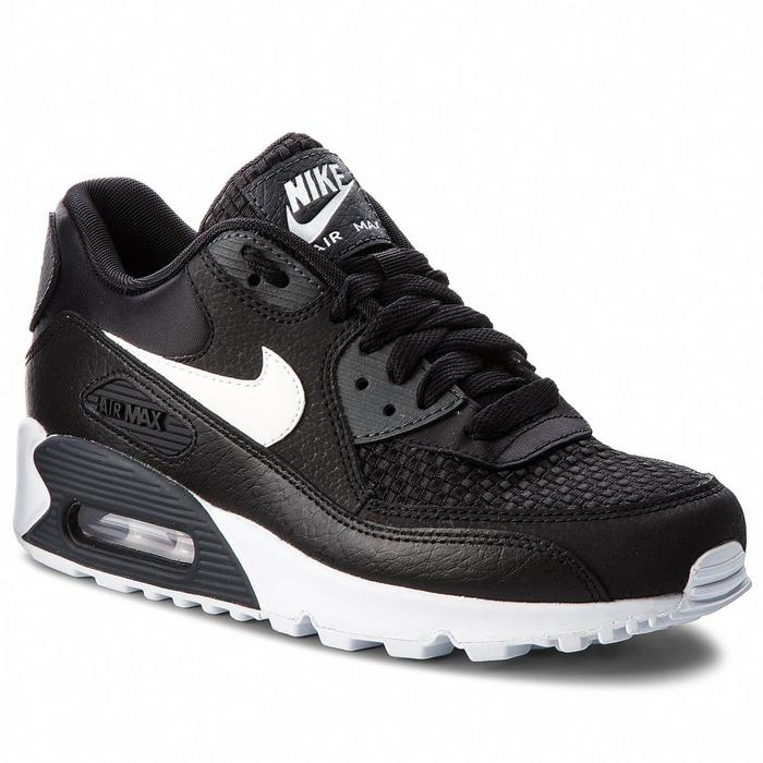 "Nike Air Max 90 Essential 537384 017 ""Black White Sonic"