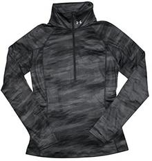 Under Armour Top damski CG Cozy printed 1/2 Zip, XS 1248527-002