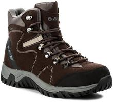Hi-Tec Trekkingi Salado Mid Wp AVSAW17-HT-01 Brown/Black/Dark Grey