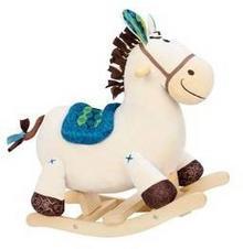 Koń na biegunach B-toys Rodeo Rocker Banjo