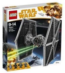 LEGO - STAR WARS - IMPERIALNY MYŚLIWIEC TIE - 75211