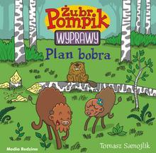 Plan bobra Żubr Pompik Tomasz Samojlik