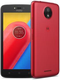 Motorola Moto C Plus DualSim LTE wiśniowy