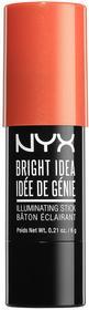 NYX Professional Make UpNYX Professional Make Up Rozświetlacze Bright Idea Stick Rozświetlacz