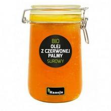 HANOJU Deutschland GmbH BIO Olej z czerwonej palmy (1000ml) HANOJU