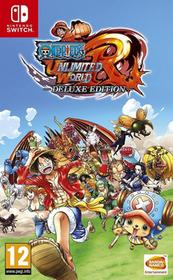 One Piece Unlimited World Red NSWITCH