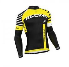 FDX FDX Blaze Cycling Long Sleeve Jersey M FDX_1250_YELLOW#2
