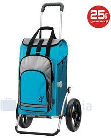 Andersen Wózek na zakupy Royal 164 Hydro 164-036-90 Turkusowy - turkusowy 164-036-90
